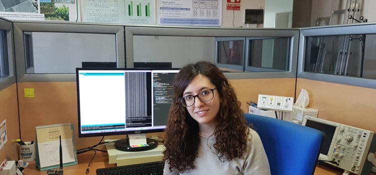 An I3A Researcher Finalist in Imagine Blue Awards Finalist