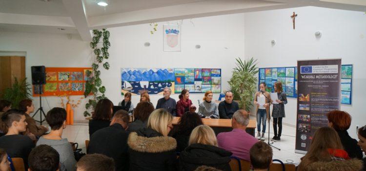 I3A Presentación proyecto europeo  Wearable Methodology.