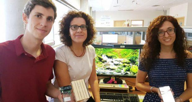 Ganadores del concurso internacional Sigfox University Challenge