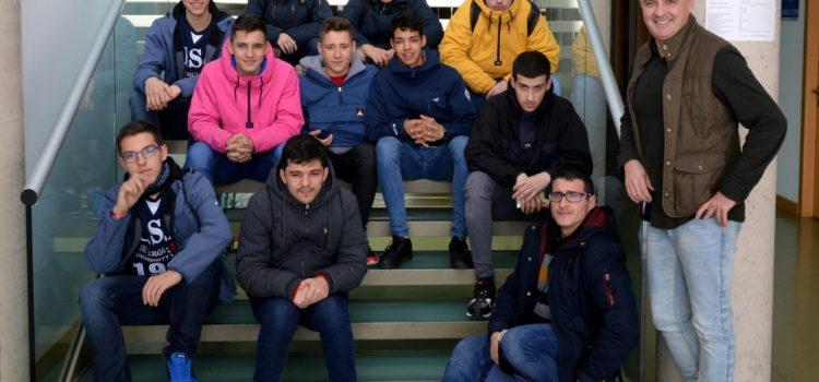 Visita del EFA MORATALAZ de Manzanares (Ciudad Real)