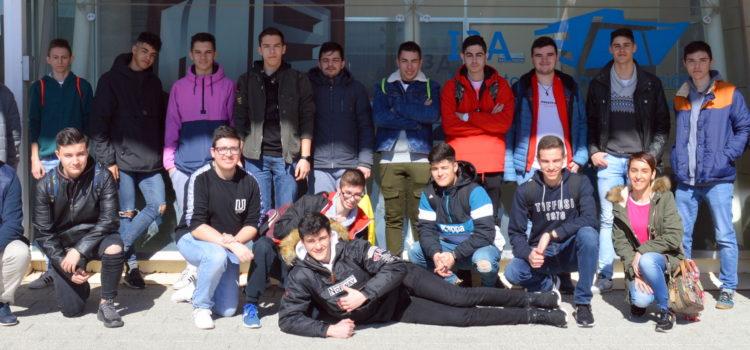 Visita del EFA Moratalaz